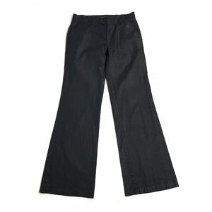 Anthropologie Sita Murt 42 waxed wide leg pants